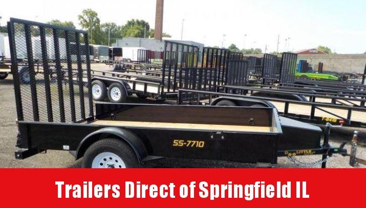 2018 Doolittle Trailer Mfg 77x10 SS Series Utility Trailer in Ashburn, VA
