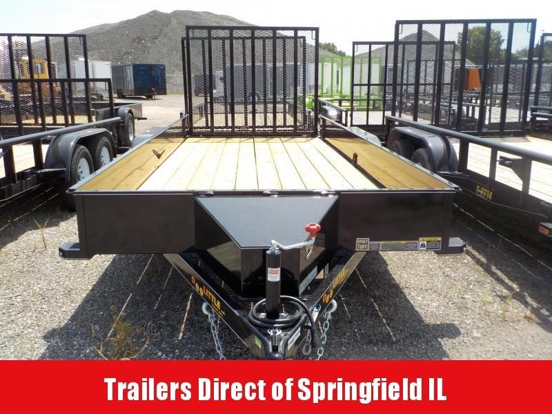 2018 Doolittle Trailer Mfg 77x16 Utility Trailer in Ashburn, VA