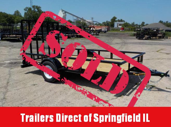2018 Doolittle Trailer Mfg 77x12 Utility Trailer in Ashburn, VA