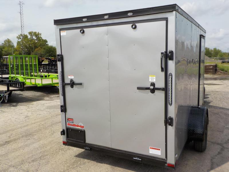 2019 Doolittle Trailer Mfg 6x12 Bulldog Enclosed Cargo Trailer