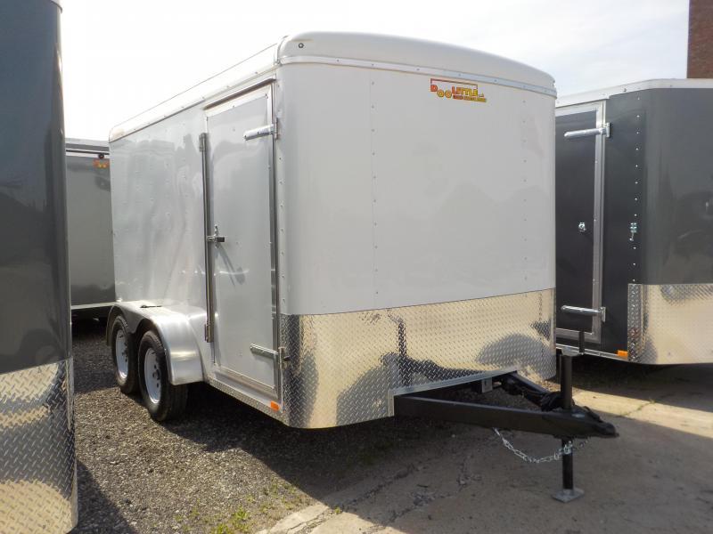 2018 Doolittle Trailer Mfg Cargomaster 7x12 Tandem Axle 7K