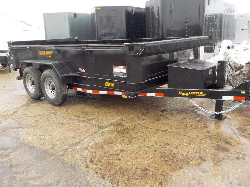 2019 Doolittle Trailer Mfg 82x14 Scissor 14K Dump Trailer in Ashburn, VA