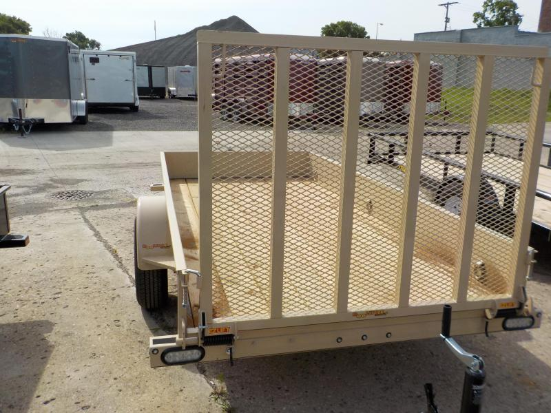 2018 Doolittle Trailer Mfg 66x12 Utility Trailer in Ashburn, VA