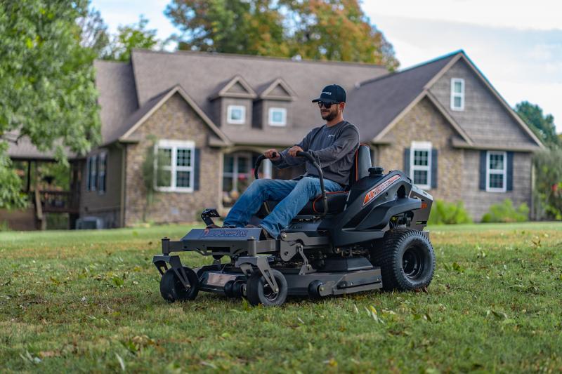 2019 Spartan RZ Pro 54 Briggs Lawn