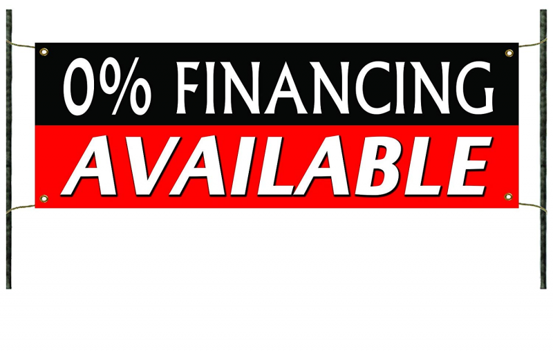 Financing Available on All Trailer and Mower Models
