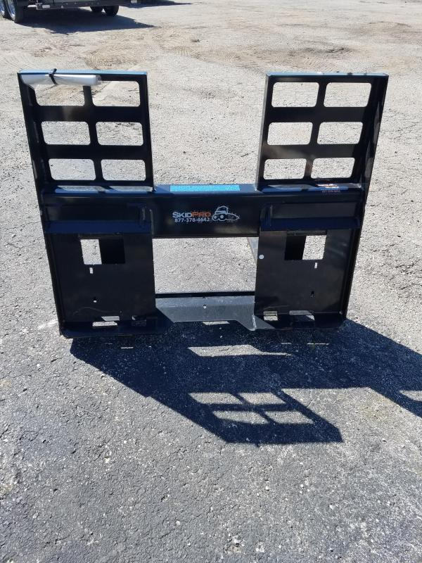 Skid Pro Skid Steer Attachments Now Available!!! | Trailers Direct