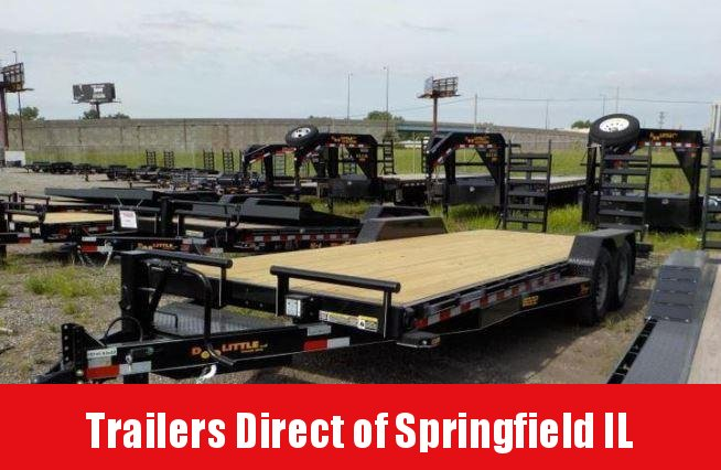 2018 Doolittle Trailer Mfg Xtreme 82x22 14K Equipment Trailer
