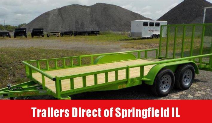 2019 Doolittle Trailer Mfg 84x16 Utility Trailer in Ashburn, VA