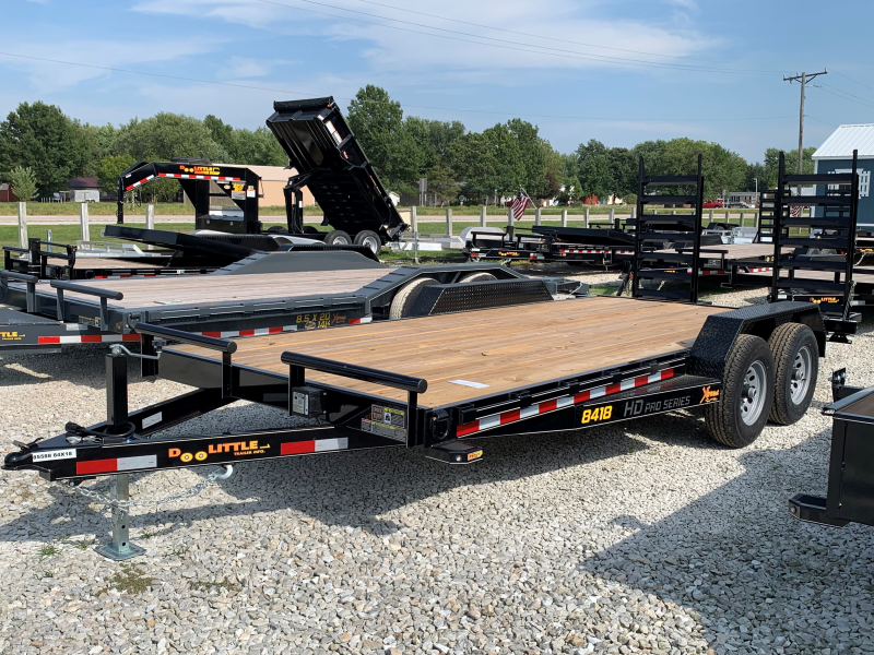 "2020 Doolittle Trailer Mfg 84"" X 16' + 2' DOVE Equipment Trailer"
