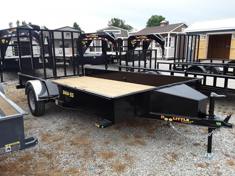 2020 Doolittle Trailer Mfg 84 x 14 SS SERIES Utility Trailer