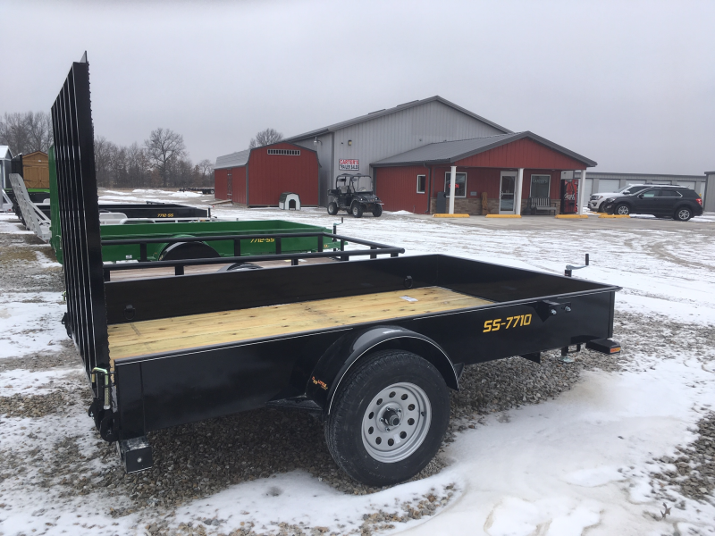 2019 DooLittle 77 x 10 Utility Trailer