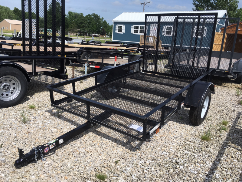 2019 Carry-On 5' x 8' Utility Trailer