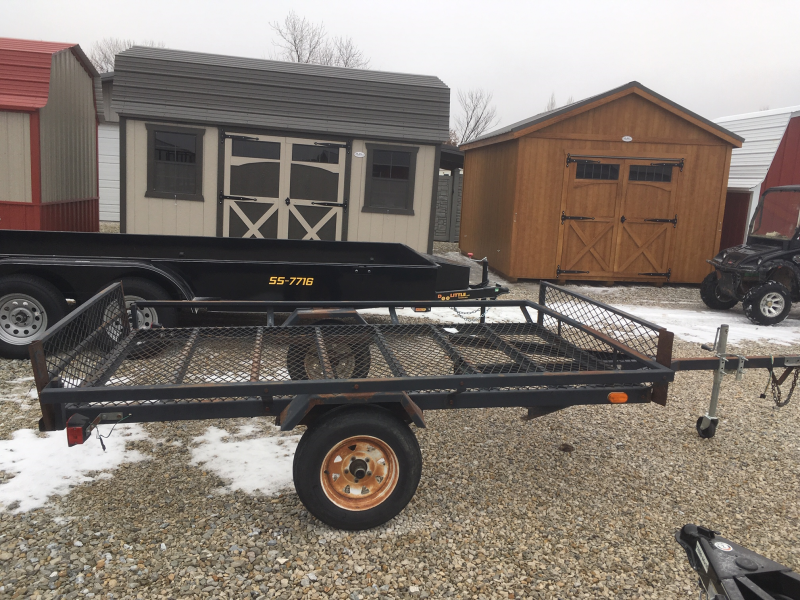 2004 North 6 x 9 ATV Trailer