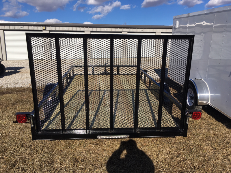 "2019 Doolittle 77"" X 12' RALLY SPORT Utility Trailer"