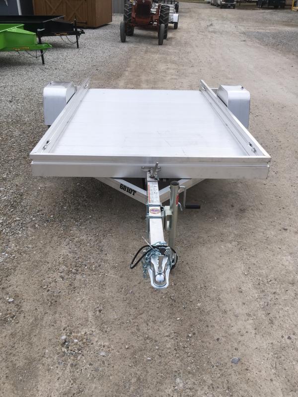2020 Aluma 68 x 10 Tilt Utility Trailer