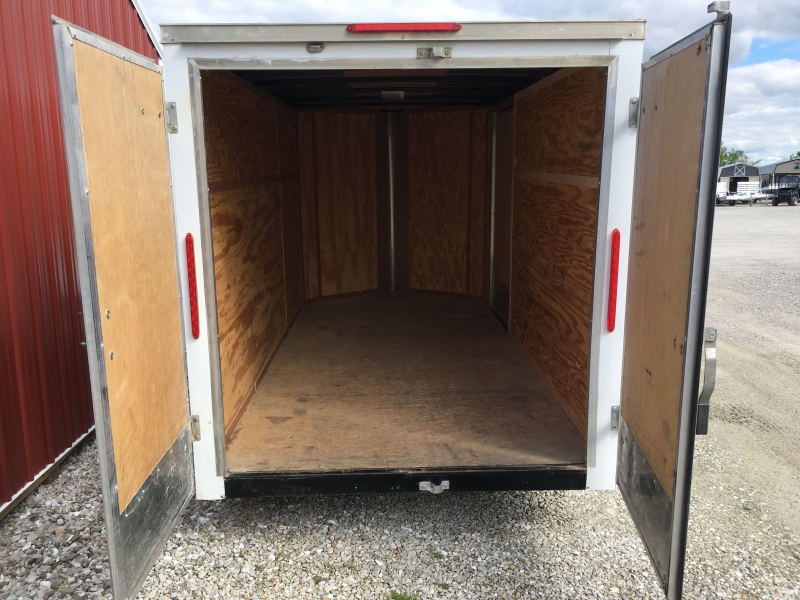 2016 Doolittle Trailer Mfg 6 x 12 CARGO Enclosed Cargo Trailer