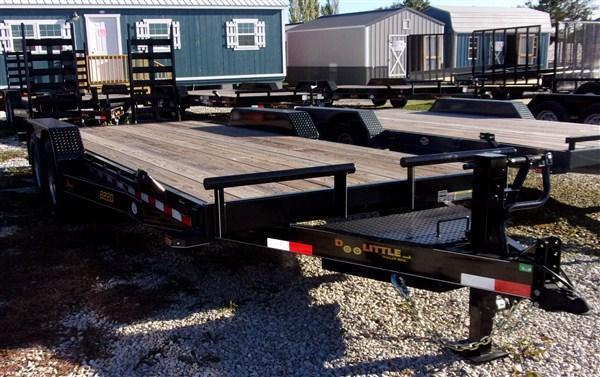 2019 Doolittle 84 x 20 XTREME EQUIPMENT TRAILER