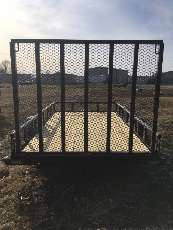 2019 DooLittle 77 x 12 Utility Trailer