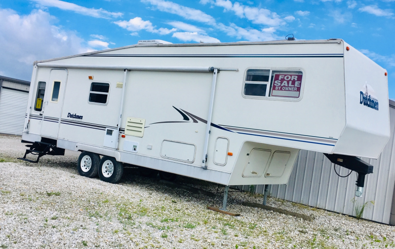 2000 Dutchmen Mfg 30' 5TH WHEEL/CLASSIC CAMPER