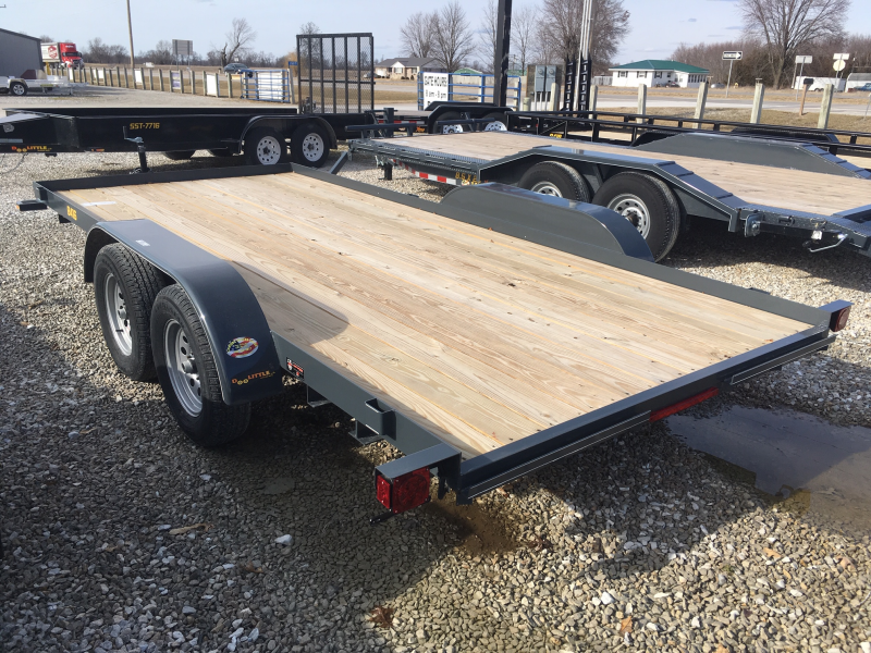 2019 Doolittle 84 x 16 RALLY SPORT Equipment Trailer