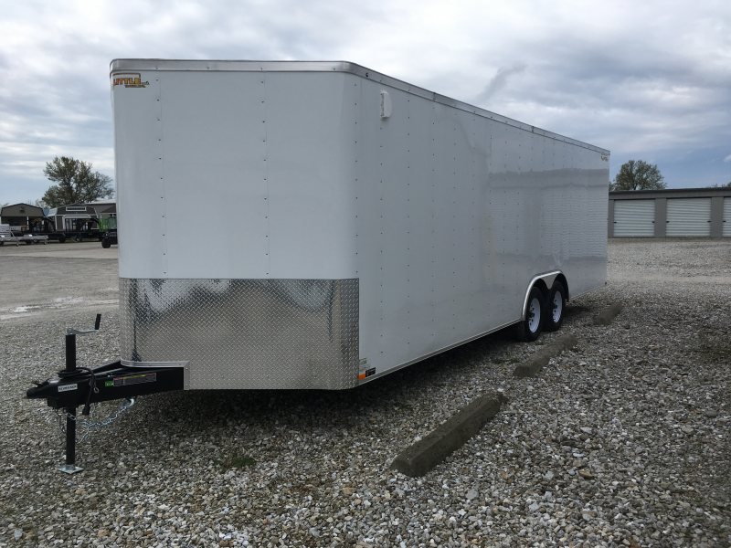 2019 Doolittle Trailer Mfg 8.5 x 24 Enclosed Cargo Trailer