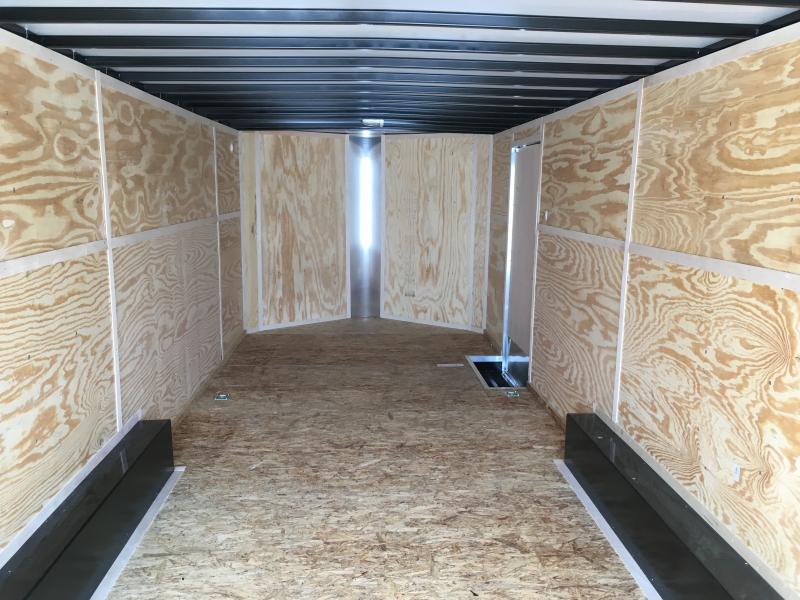 2019 Doolittle Trailer Mfg 8.5 x 24 Enclosed Cargo Trailer