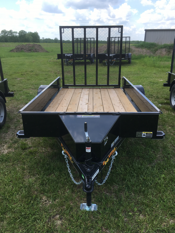 2019 Doolittle Trailer Mfg 66 x 10 SS SERIES Utility Trailer