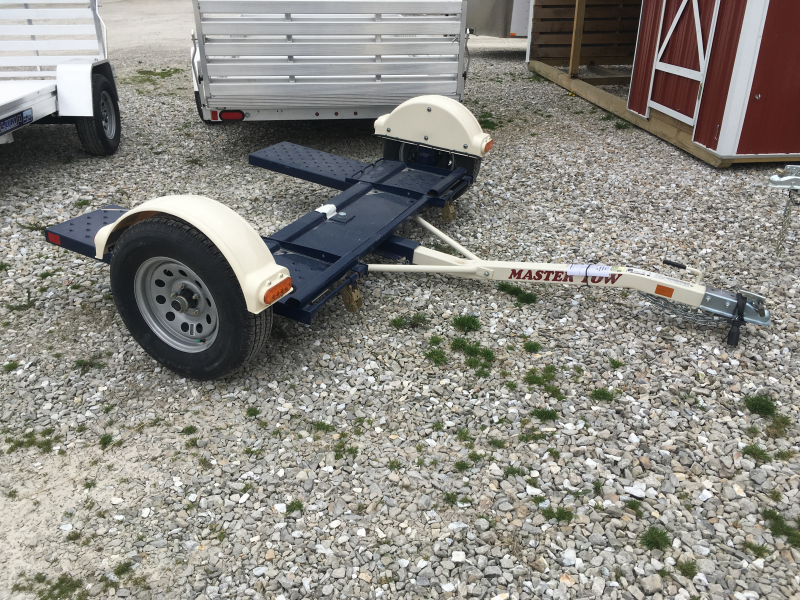 2019 Doolittle Trailer Mfg 80THD EB Utility Trailer