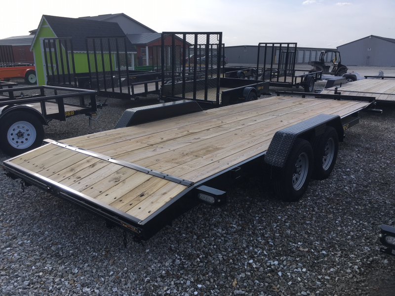 2019 Doolittle 84 x 20 Equipment Trailer