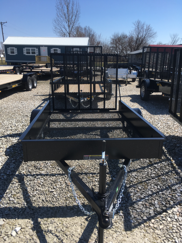 2019 Doolittle 60 x 8 MSS SERIES Utility Trailer