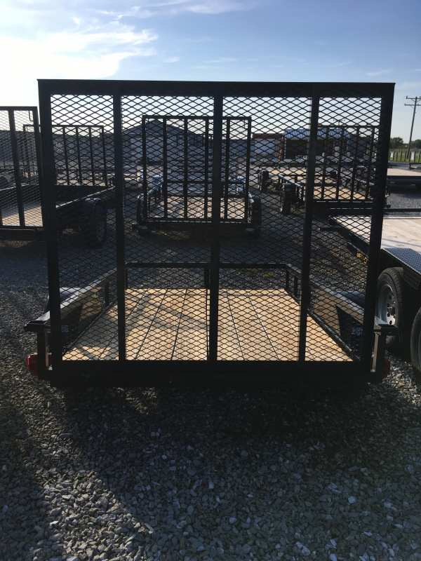 2017 Carry-On 5 x 8 Utility Trailer
