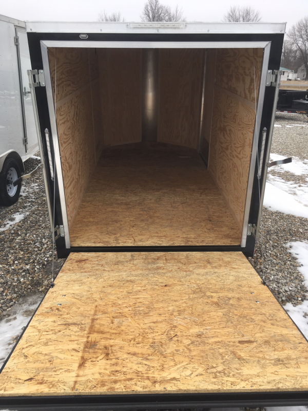 2019 DooLitttle 6 x 12 Enclosed Cargo Trailer