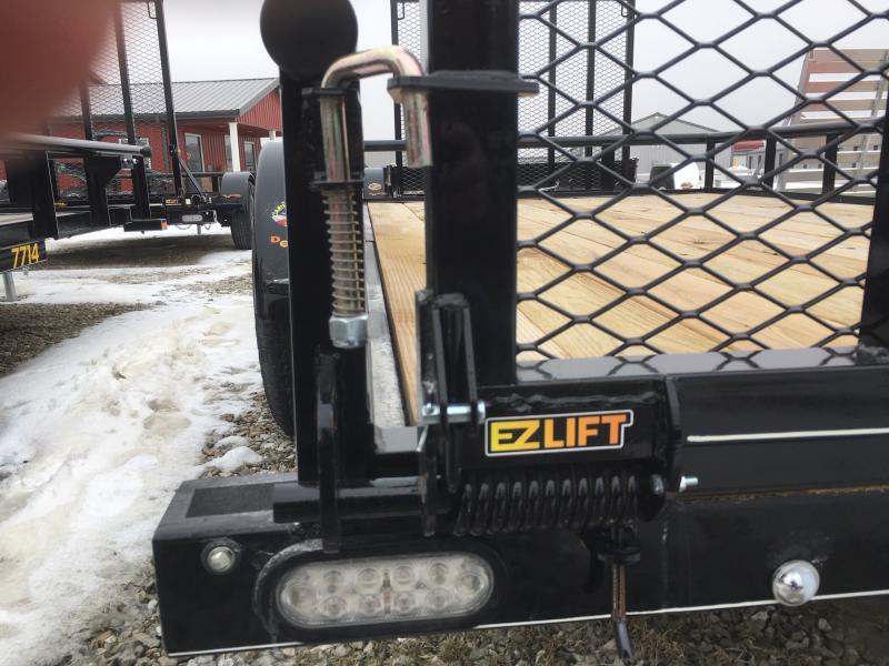 2019 DooLittle 77 x 12 Utility Trailer