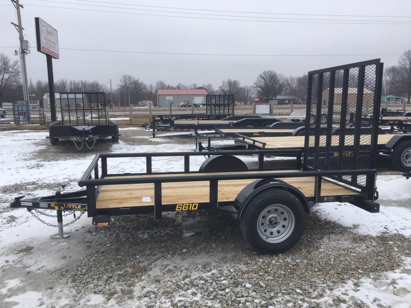 2019 DooLittle 66 x 10 Utility Trailer