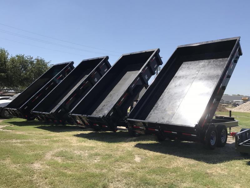 2018 Diamond C Trailers Dump Trailer