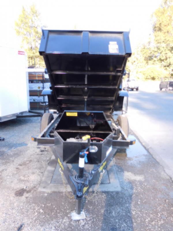 2019 Big Tex 50SR 5x8 Single-Ram 5K Dump Trailer