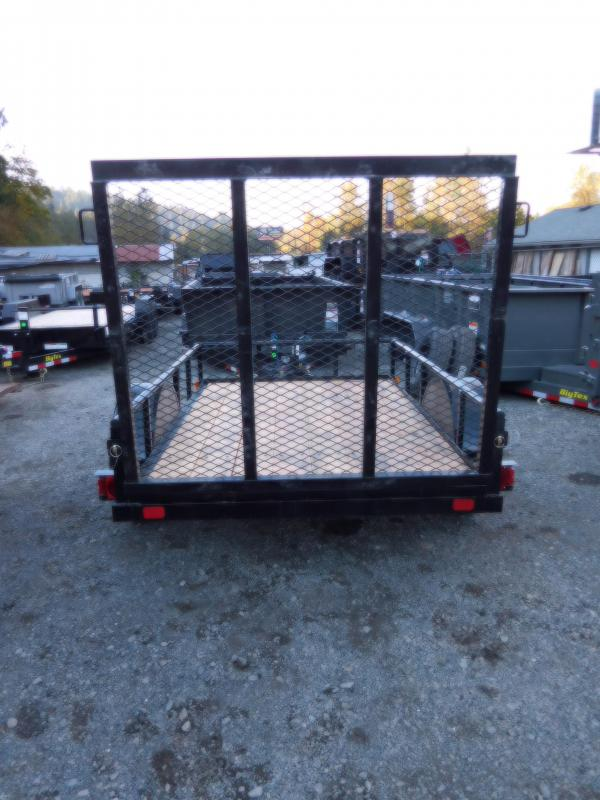 2019 Big Tex 30ES 5x8 Utility Trailer