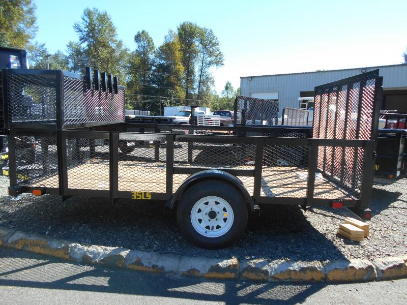 2020 Big Tex Trailers 35LS 7'X12' Utility Trailer
