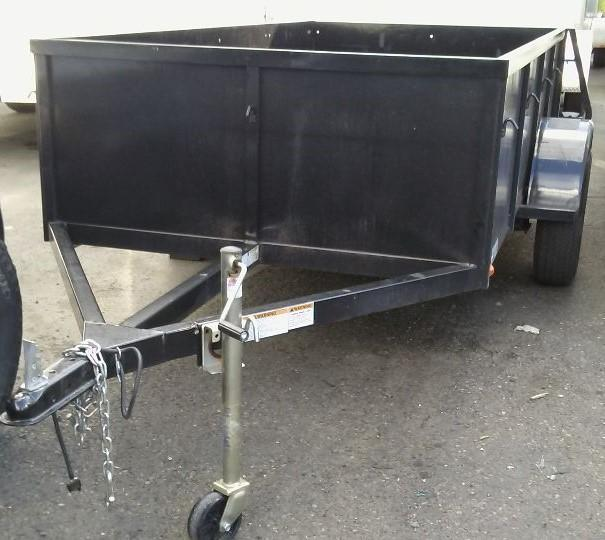 2015 Iron Eagle 5x10 Voyager Series Utility Trailer