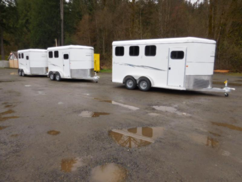 2018 Thuro-Bilt 3 Horse Renegade Horse Trailer  **SOLD - ON ORDER!!**