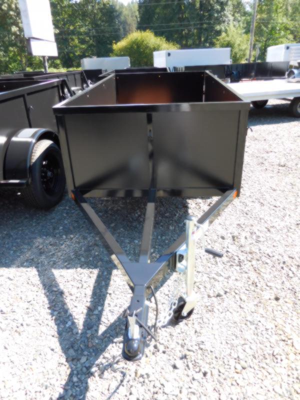 2018 Iron Eagle 4x8 Voyager Series Utility Trailer