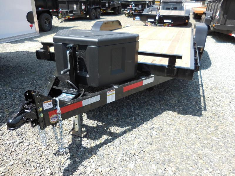 2019 ABU 7000 Series Flatbed Trailer