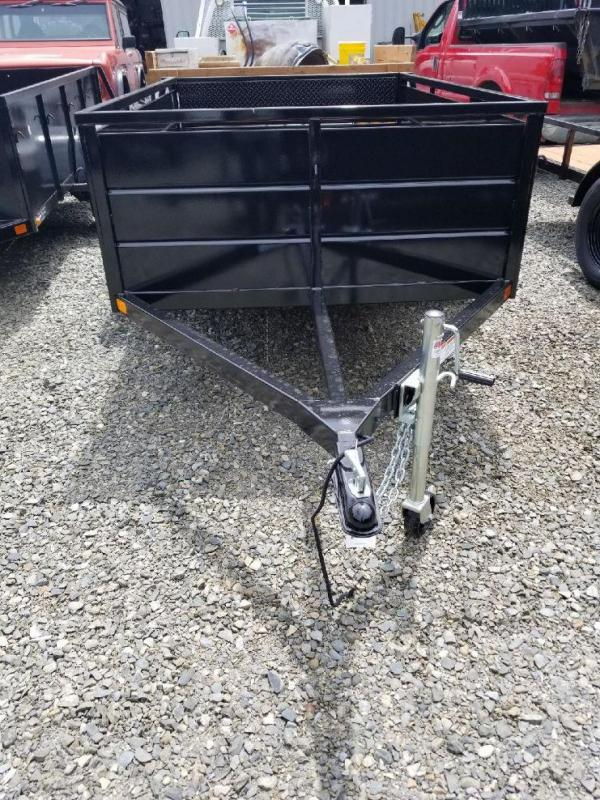 2018 Iron Eagle 5x8 Magnum Series Utility Trailer