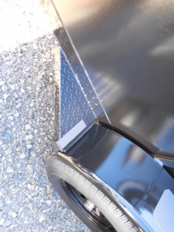 2019 Iron Eagle 5x8 Voyager Utility Trailer With Rear Split Gate