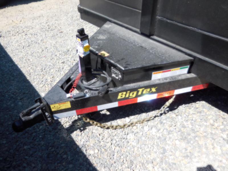 2019 Big Tex Trailers 7x14 14LX Dump Trailer