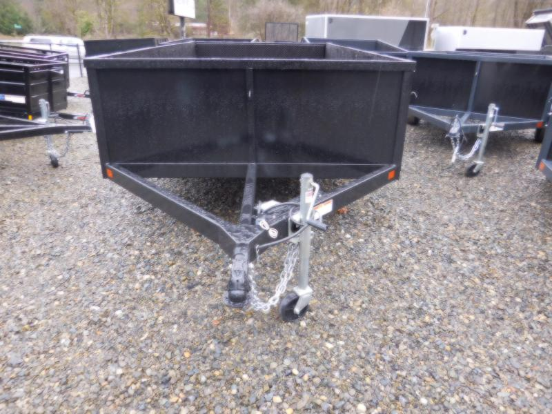 2018 Iron Eagle 6x12 Voyager Series 5K Utility Trailer with Combo Split Ramp Gate