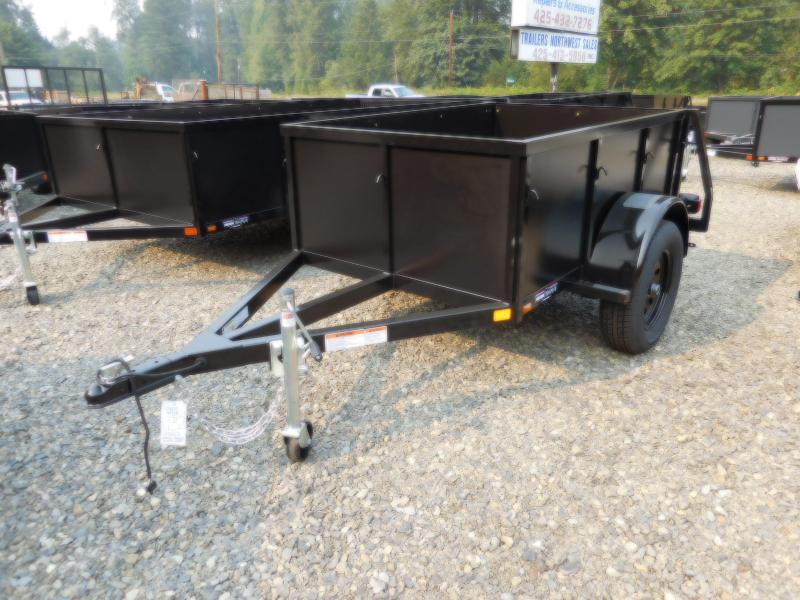 2018 Iron Eagle 4x6x2 Voyager Series Utility Trailer