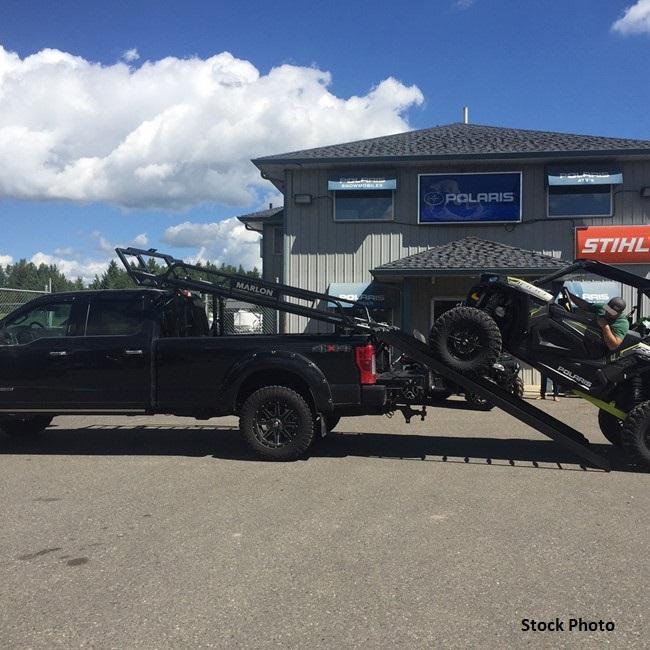 Marlon SXS Xplore Side by Side Deck ATV Truck Bed Trailer
