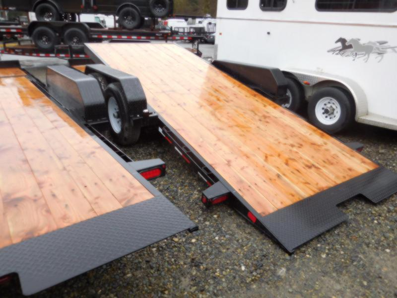 2019 Big Tex Trailers 14TL 83x22' Flatbed Tilt Deck Trailer