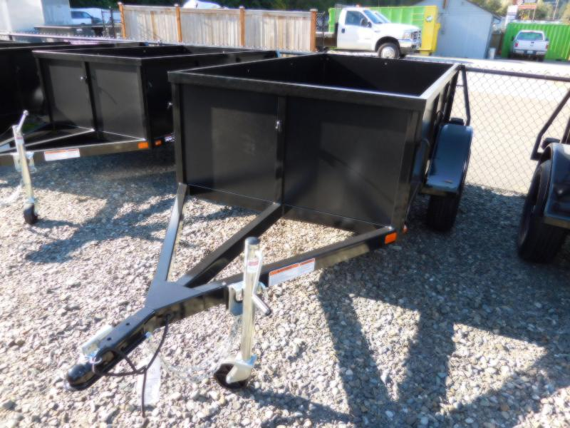2019 Iron Eagle 4x6x2 Voyager Series Utility Trailer